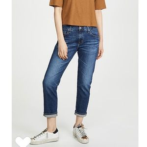 Adriano Goldschmied Ex BF Crop Jeans 26